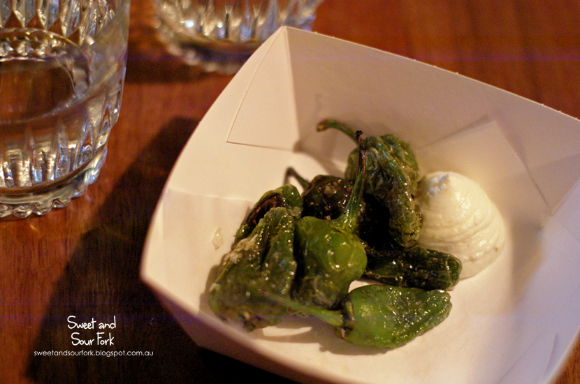 Organic Padron Peppers ($11)