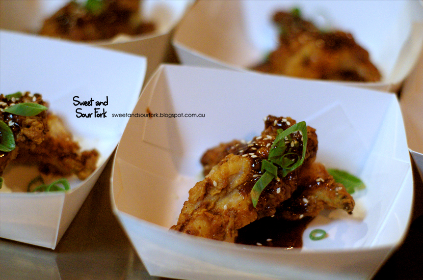 Wardy's Crispy Chicken Ribs ($15, 6pcs)