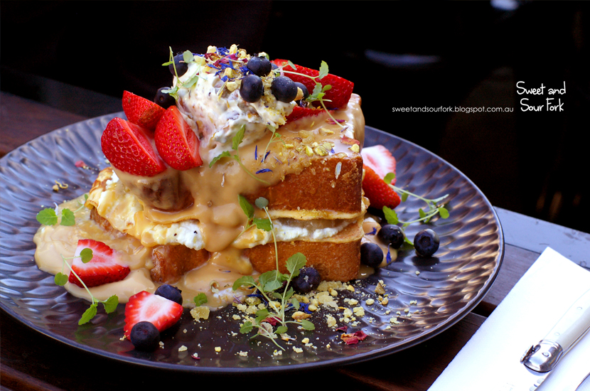 French Toast ($16.5)