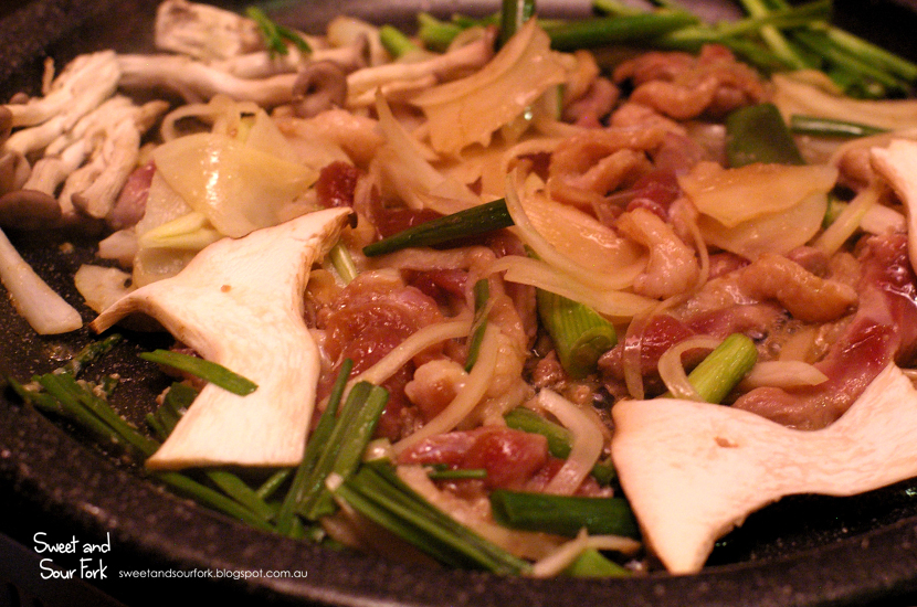 Marinated Soy Bulgogi (100g)