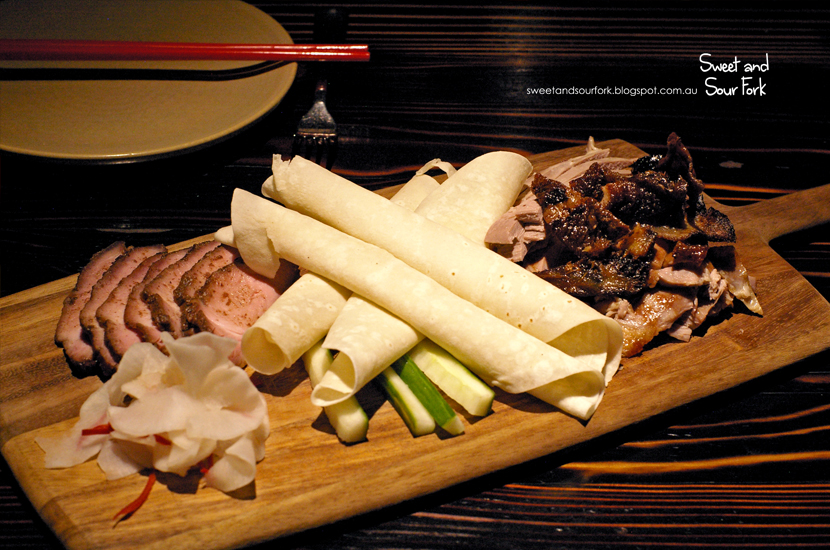 Chifa Barbeque Platter