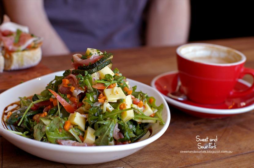 The Taswegian Salad ($11.5)
