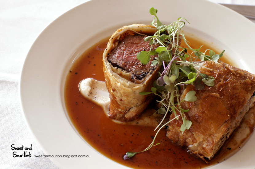 Wagyu Wellington