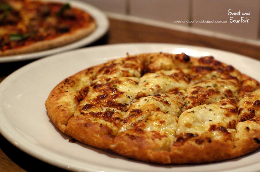 Garlic Focaccia ($8)