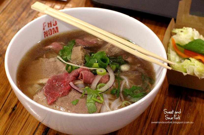 Pho Bo Saigon ($12)