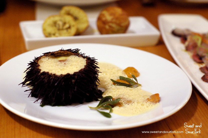 Hand-Dived Sea Urchin