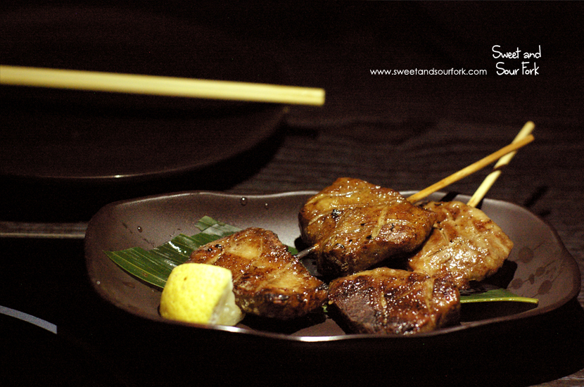 Ox Tongue Skewer ($7.7, 2pcs)