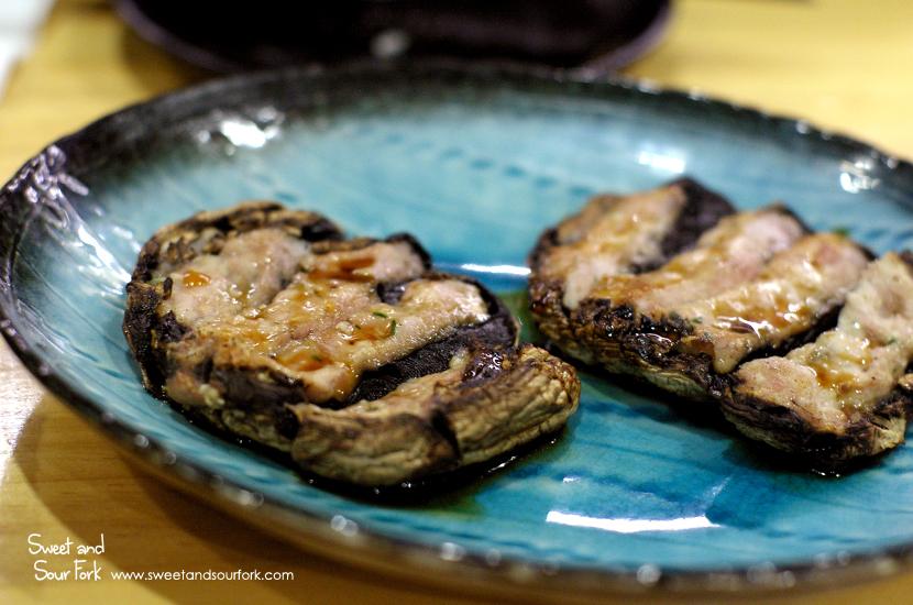 Mushroom Nikuzume ($8)