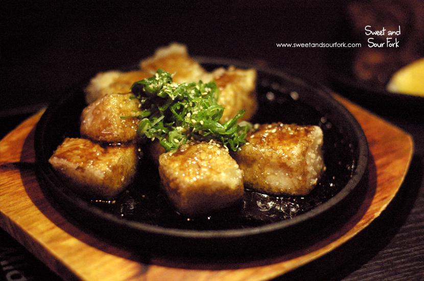 Teriyaki Tofu ($6.6)