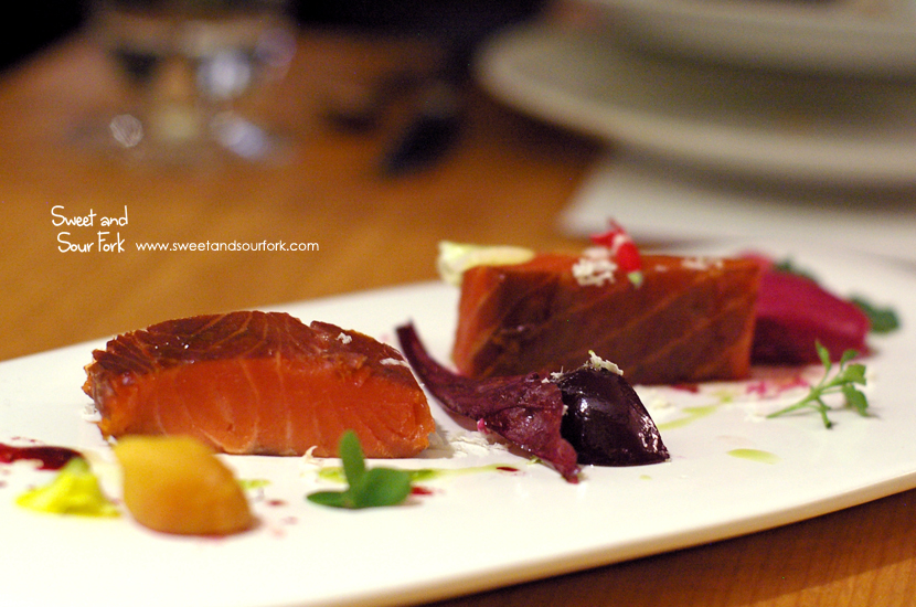 House-Smoked Petuna Ocean Trout