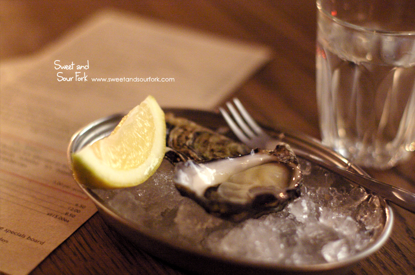 Oyster ($3.5)