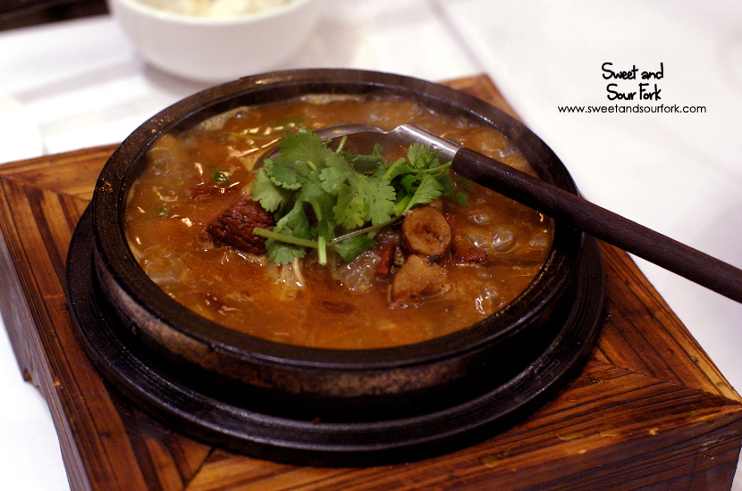 Stewed Beef with Bamboo Shoot ($26.8)