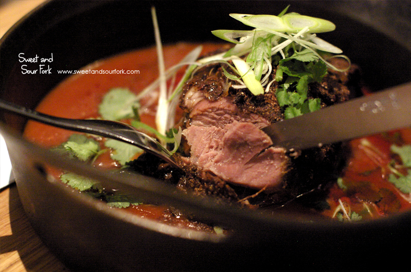Slow Cooked Szechuan Lamb to Share ($39)