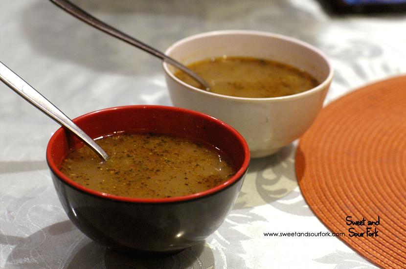 (3) Soup
