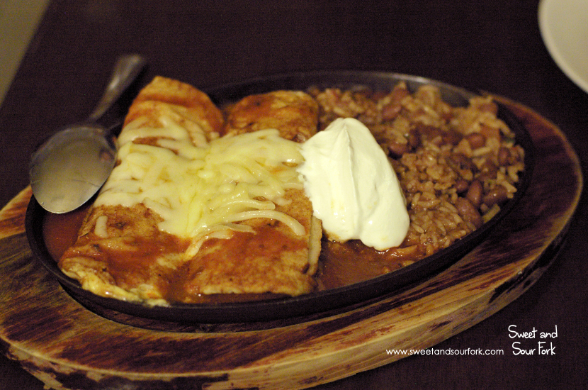 Mexican Enchiladas ($13)