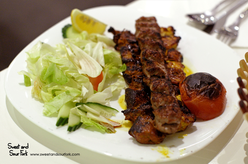 Mixed Kebab ($20.8)