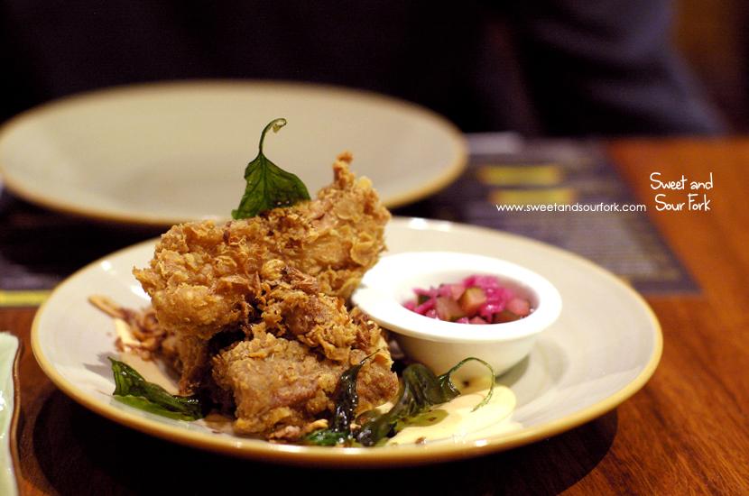 (4) Chicken