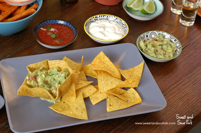 Chips and Guacamole ($12)