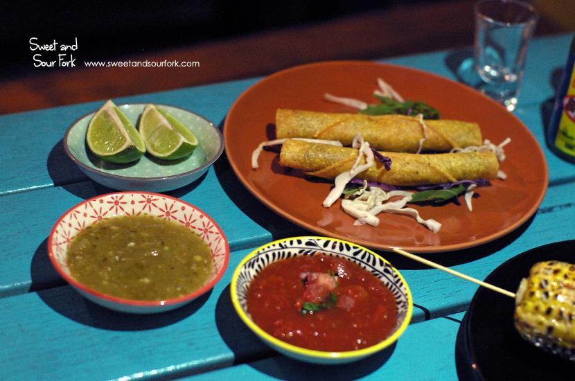 Taquitos ($7, 3pcs)