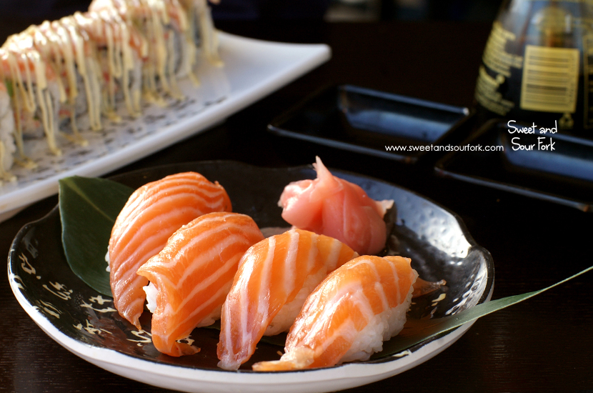 Salmon Nigiri ($1.5ea)