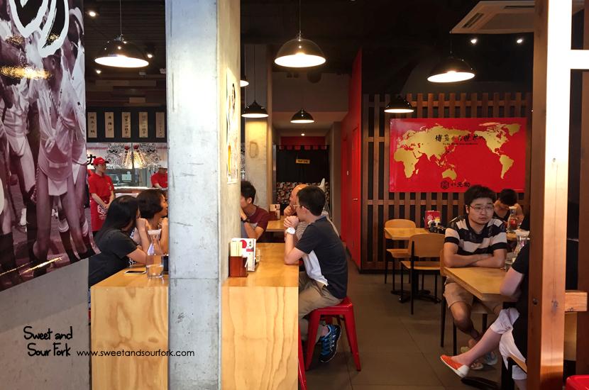 (1) Interior
