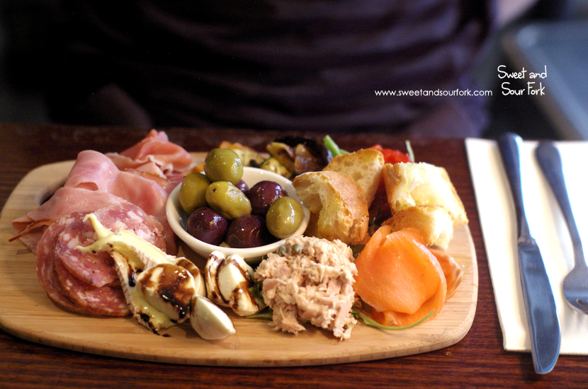 Antipasto Board ($19.5)