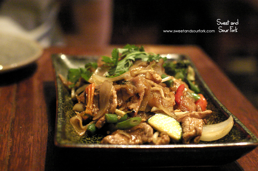 Beef Pud Kee Mau ($16.9)