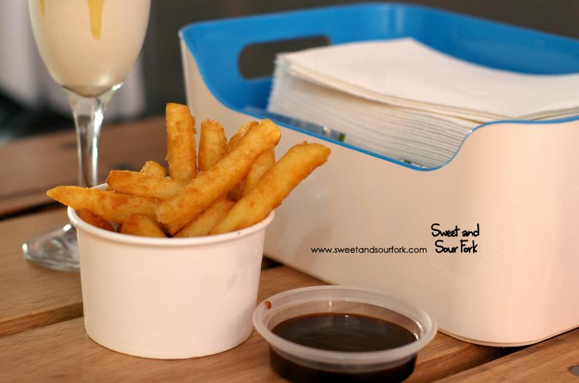 Fries ($5)