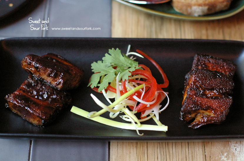 Sticky Pork Belly ($12.5)