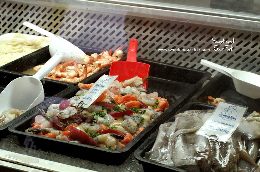 (2) Seafood