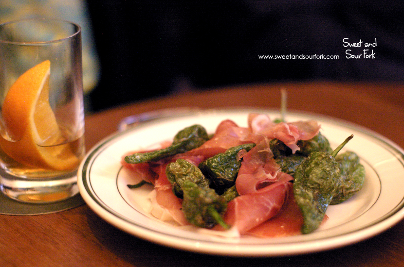 Padron Peppers Jamon ($14)