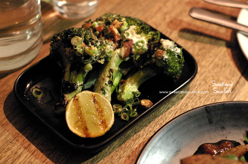 Charred Broccoli ($9)