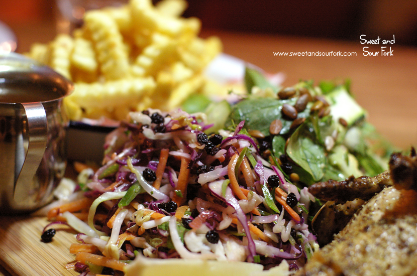 Awesome Slaw/Green Machine/Crinkle Cut Chips