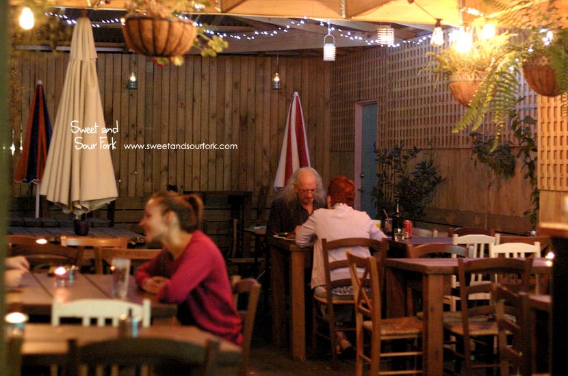 (3) Beer Garden