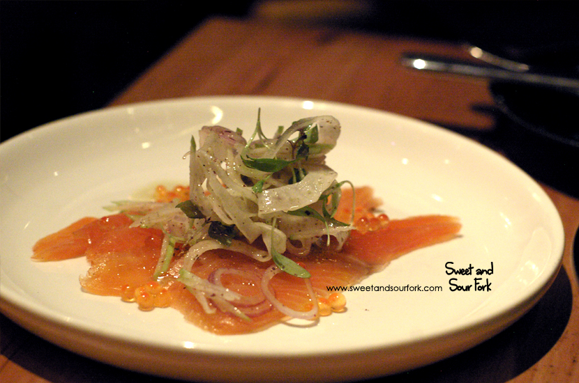 Cured Ocean Trout ($17)