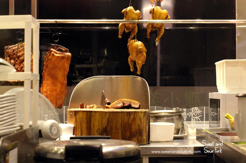 (3) Roast