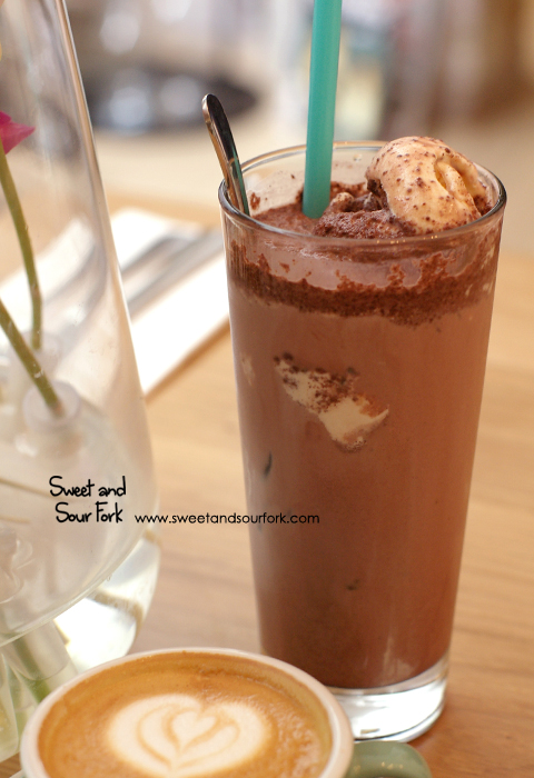 Iced Chocolate ($6.5)