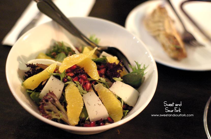 Granada Salad ($13)