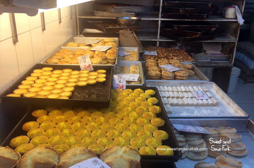 Street Food (Egg Tarts)