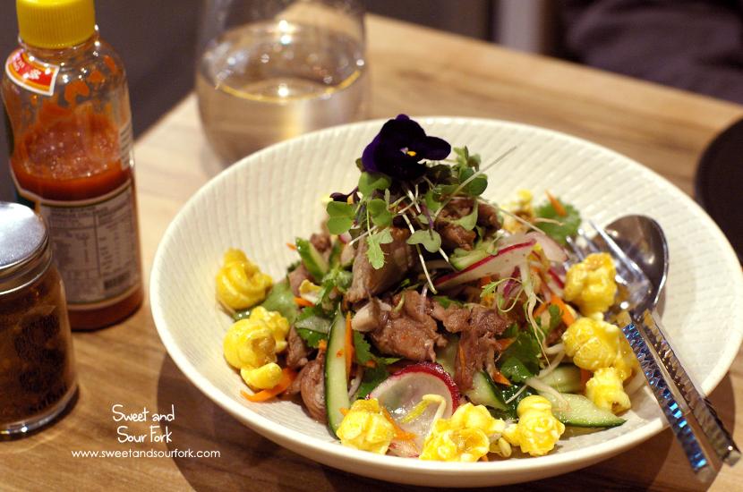 Duck Salad ($16)