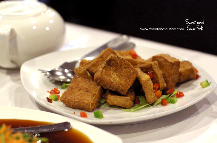 Salt and Pepper Roasted Tofu ($14.9)