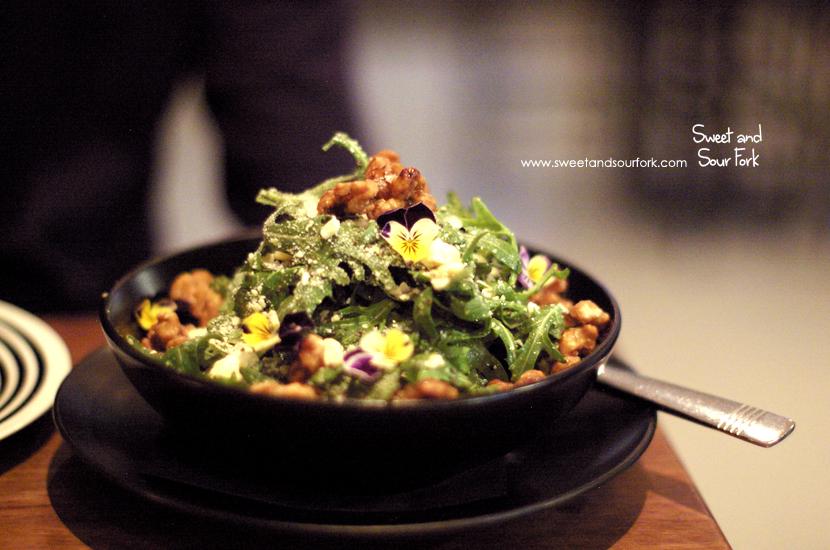 Roast Beet Salad ($14.5)