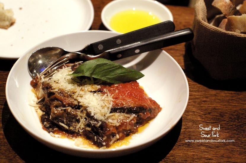 Parmigiana ($9)