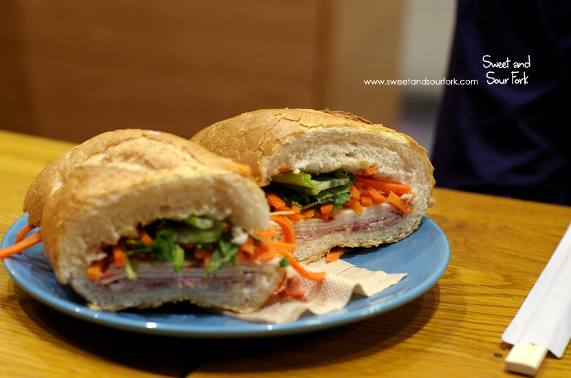 Classic Meat Banh Mi ($9)