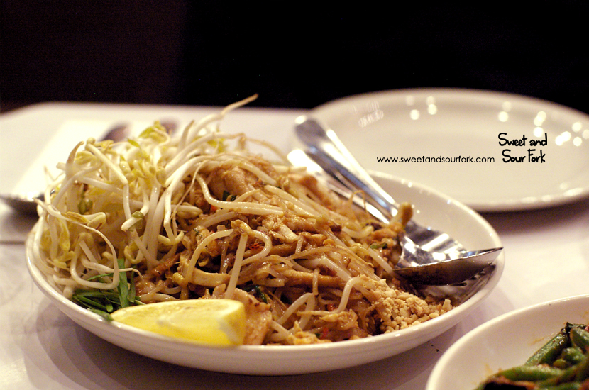 Chicken Pad Thai ($13)