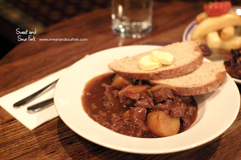Beef and Guinness Stew ($22.9)