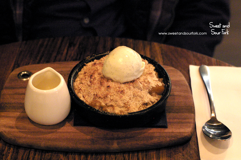 Crumble Of The Time ($9.5)