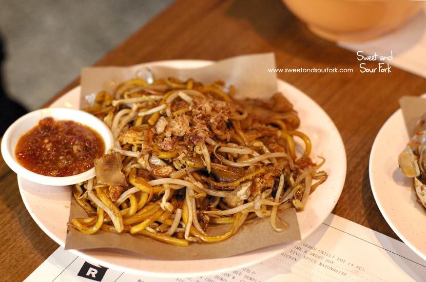 Economy Noodle ($13)