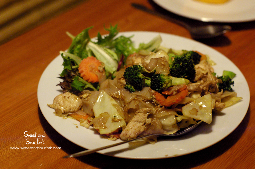 Chicken Pad See Ew ($14.9)