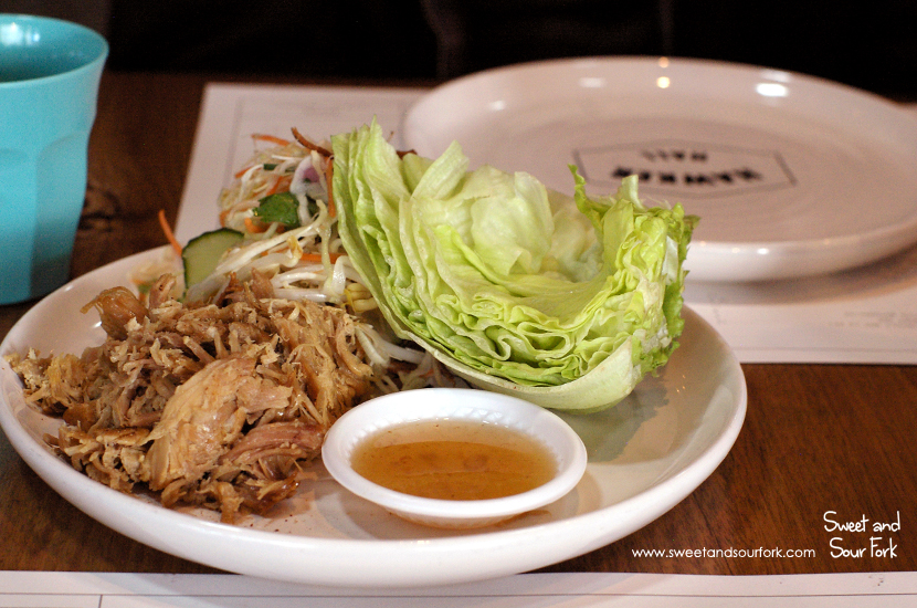 Pulled Pork Lettuce Cups ($16.5)